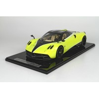 Pagani Huayra Special Yellow, Limited 20 pcs by BBR (Scale 1/12)
