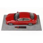 Alfa Romeo Giulia Veloce, Rosso Competizione - Limited 36 pcs with Display Case by BBR