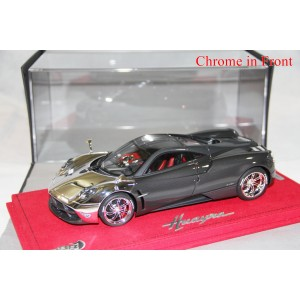 Pagani Huayra Chrome and Carbon (One Off Version) - Limited 1/1 by BBR