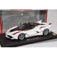 Ferrari FXX K, Limited 99 pcs with Display Case (Different Colors) by BBR Models