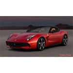 Ferrari F60 America (Different Version), Limited 60 pcs w/ Display Case by BBR