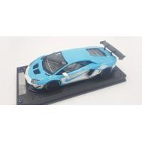 Lamborghini Aventador LP700-4 LB Performance, White Nike Air Jordan 1 on Carbon Base - Limited 30 pcs by LB Work