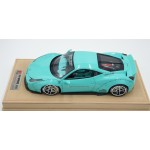 Ferrari 458 Liberty Walk Performance, Tiffany Blue - Ltd 50 pcs by LB Work