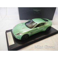 Aston Martin One 77, Limited 77 pcs (Closed version, different colors) by FrontiArt