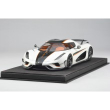 Koenigsegg Regera in White - Limited 398 pcs by FrontiArt Avanstyle