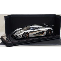 Koenigsegg Agera One:1 (Carbon, White) - Limited Edition