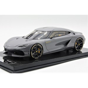 Koenigsegg Gemera Iron Grey - Limited 399 pcs by FrontiArt