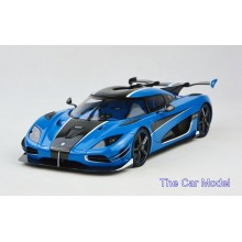 Koenigsegg RSN in Josh Blue - Limited 298 pcs by FrontiArt