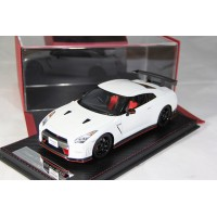 Nissan GTR R35, Pearl White - Limited 500 pcs by Avanstyle