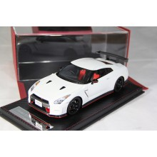 Nissan GTR R35, White/Metalic White - Limited 500 pcs by Avanstyle