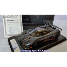 Koenigsegg Agera RS, Carbon - Limited 298 pcs by FrontiArt