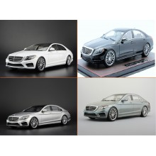 Mercedes-Benz S Class (V222) (Different Colors) by FrontiArt