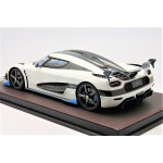 Koenigsegg Agera RS1 White - Limited 198 pcs by FrontiArt