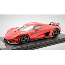 Koenigsegg Regera in Red, Limited 399 pcs by Avanstyle (Closed Version)