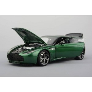 Aston Martin V12 Zagato, Orange, Green, Silver or Champagne Grey (Opened Version) - Limited 50 pcs by FrontiArt