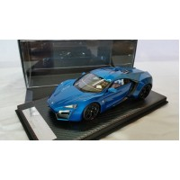 Lykan Hypersport - Limited Edition (Different Colors) by FrontiArt