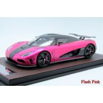 Koenigsegg Agera HH (Blue, Flash Pink) - Limited 300 pcs by FrontiArt
