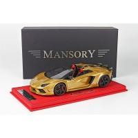 MANSORY Lamborghini Carbonado Spider in Gold - Limited 15 pcs by BBR
