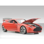 Aston Martin V12 Zagato, Red (Opened Version) - Limited 150 pcs by FrontiArt