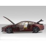 Aston Martin Vanquish, Bridgewater Bronze (Opened Version) - Limited 98 pcs by FrontiArt