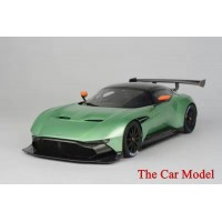 Aston Martin Vulcan in Green, Limited 999 pcs by Avanstyle (Closed Version)