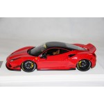 Ferrari 488 Liberty Walk LB Performance, F1 Red - Limited 20 pcs by LB Work