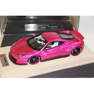 Ferrari 458 Liberty Walk LB Performance, Flash Pink by LB Work