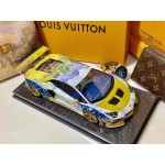 Lamborghini Aventador 2.0 Van Gogh Louis Vuitton Liberty Walk LB Performance - Limited 10 pcs by LB Work