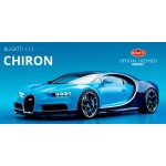 Bugatti Chiron, Limited Edition with Display Case by LookSmart (Scale 1/12)