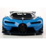Bugatti Vision GT in Blue, Limited Edition with Display Case by LookSmart (Scale 1/12)