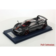 Pagani Huayra BC Full Carbonium with Display Case by LookSmart