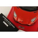 Lamborghini Aventador S, Arancio Argos with Glitter - One Off by MR Collection