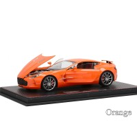 Aston Martin One 77, Limited 77 pcs (Opened Version, chọn màu)