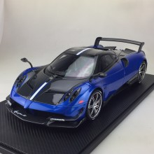 Pagani Huayra BC Blue - Limited 20 pcs (Scale 1/12) by Peako