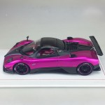 Pagani Zonda Tricolore (Different Versions) with Display Case by Peako