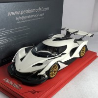 Apollo Intensa Emozione Pearl White - Limited 30 pcs by Peako