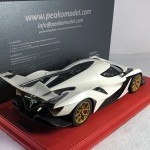 Apollo Intensa Emozione Pearl White - Limited 30 pcs by Peako