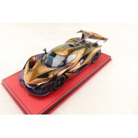 Apollo Intensa Emozione in Golden Dragon - Limited 200 pcs by Peako