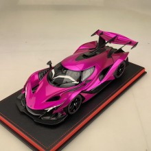 Apollo Intensa Emozione Flash Pink - Limited 50 pcs by Peako