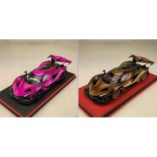 Apollo Intensa Emozione (Flash Pink, Chameleon Gold) - Limited 50 pcs by Peako