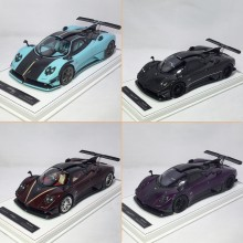 Pagani Zonda 760 (Different Versions) with Display Case by Peako