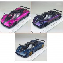 Pagani Zonda Tricolore, Chameleon with Display Case by Peako
