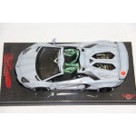 Lamborghini Aventador Roadster LB Works Air Force Grey, Limited 20 pcs by Super A