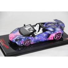 Lamborghini Aventador Roadster LB Works Star Sky, Limited 20 pcs by Super A