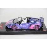 Lamborghini Aventador Roadster LB Works Star Sky, Limited 20 pcs by Super A