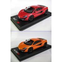 Mclaren 570S, Limited 50 pcs (Different Colors) by Tecnomodel