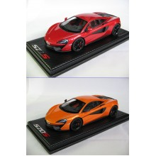 Mclaren 570S, Limited 50 pcs (Different Colors) by Tecnomodel